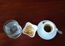 espresso Immagini Stock Libere da Diritti