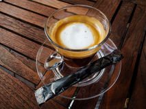 espresso Fotografia Stock