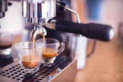 espresso Στοκ εικόνες με δικαίωμα ελεύθερης χρήσης
