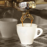 Espresso Brew Royalty Free Stock Images