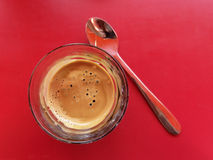 Espresso cafe Royalty Free Stock Photos