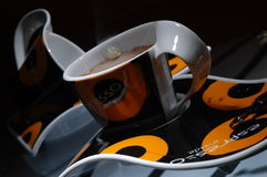espresso caffe Obrazy Royalty Free