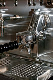 Espresso close up Stock Image