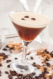 Espresso cocktail stock images