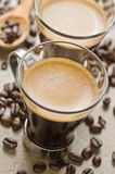 Espresso Coffee Stock Photography