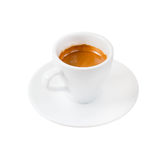 Espresso coffee Royalty Free Stock Photo