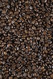Espresso Coffee Beans. Coffee espresso bean detail background image Royalty Free Stock Photos