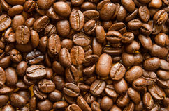 Espresso coffee beans. Background of roasted espresso coffee beans Stock Image