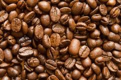 Espresso coffee beans Stock Image