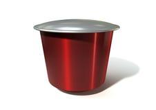 Espresso Coffee Capsule Royalty Free Stock Image