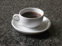Espresso Coffee cup Royalty Free Stock Photos