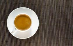 Espresso coffee Stock Images
