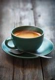 Espresso coffee cup Royalty Free Stock Photos