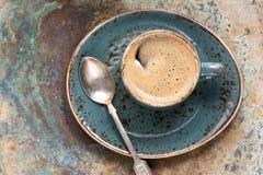 Espresso coffee Royalty Free Stock Photos