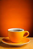 Espresso coffee cup royalty free stock images