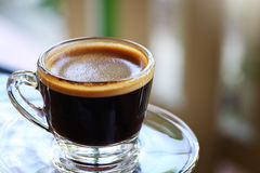 Espresso Coffee Royalty Free Stock Photo