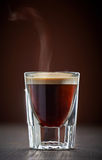 Espresso coffee Stock Images