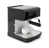 Espresso coffee maker Stock Photos