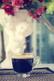 Espresso coffee Stock Photography