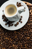 Espresso cup Royalty Free Stock Photos