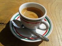 Espresso. Cup of espresso Stock Image