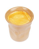 Espresso Cup With Coffee Stock Images
