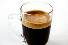 Espresso drink Royalty Free Stock Photo