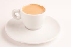 Espresso in einem Cup Stockfoto