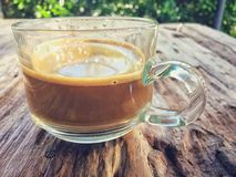 Espresso hot Royalty Free Stock Photos