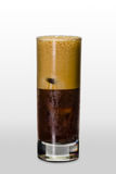 Espresso with ice Royalty Free Stock Image
