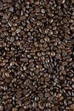 Espresso-Kaffeebohnen lizenzfreie stockfotos