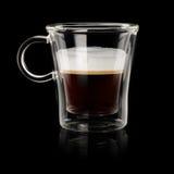 Espresso macchiato Royalty Free Stock Images