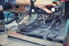espresso machine Stock Images