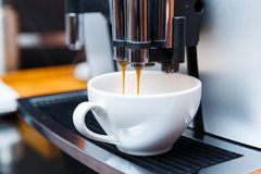 Espresso maker Royalty Free Stock Image