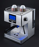 Espresso maker Stock Photo