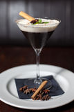 Espresso martinin Royalty Free Stock Photo