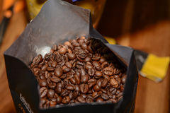 Espresso mix Royalty Free Stock Photography