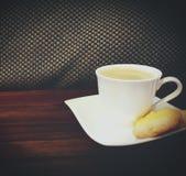 Espresso mug stock photos