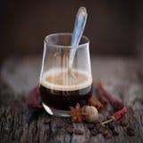 Espresso, oriental Stock Photography