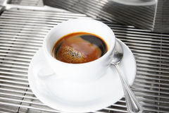 Espresso shot Royalty Free Stock Image