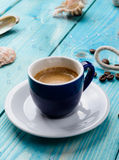 Espresso summer Royalty Free Stock Photos