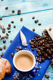 Espresso summer Stock Photography