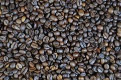 Espressobohnenhintergrund 3 Stockbilder