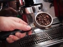 Espressocaffe Royaltyfri Foto