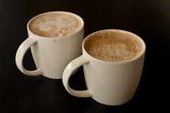 Espressogetränk Stockfoto
