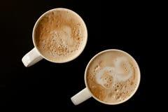 Espressogetränke Stockbild