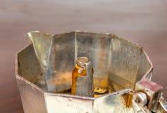 Espressohersteller Lizenzfreies Stockfoto