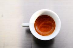 Espressokaffe arkivfoto