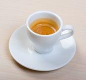 Espressokaffee lizenzfreie stockfotos