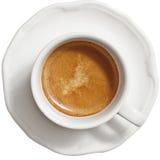 Espressokaffee Stockfoto